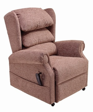 Medina Waterfall Back - Small - Various Colours Chairs > Rise & Recline Chairs > Dual Motor