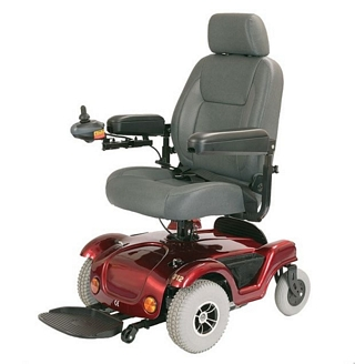 Rascal P312 Turnabout Power Chair Seat Lift Wheelchairs > Electric > Mid Range Power Chairs