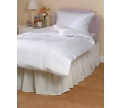 Economy Waterproof Double Duvet Protector Continence Care > Washable > Bedding