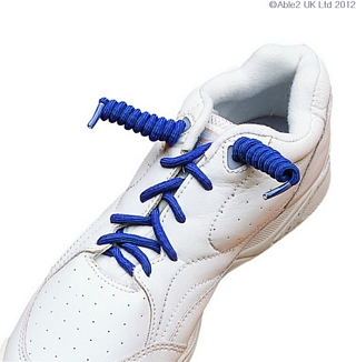 Coilers - Shoe or Boot Laces Personal Care > Dressing & Comfort > Footwear Aids