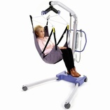 Long Seat Commode Sling - Various Sizes
